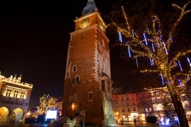 The Town Hall Tower, Krakow, UNESCO